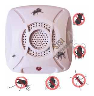 Erradicador Insectos Auyentador Plagas Potente Ratas Oferta