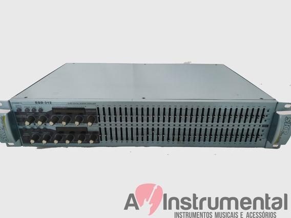 Equalizador Skp Pro Audio Eqd-312
