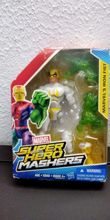 Super Hero Mashers Iron Fist Marvel Figura Nueva