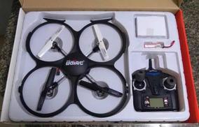 Vendo Drone Udir/c U818a Novo Completo E Importado