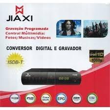 Conversor Digital Para Tv Hdmi E Usb Jiaxi