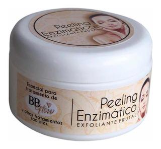 Peeling Enzimático Frutal, Exfoliante, Para Bbglow Y Tratam