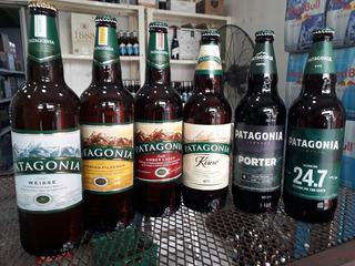 Cerveza Patagonia 740, Varios Estilos. Super Oferta!!! Caba