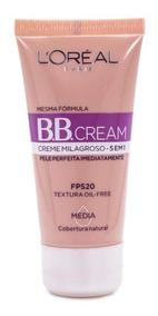 Dermo Expertise Bb Cream Base Média 30ml