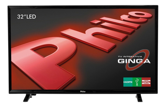 Tv Led 32 Ph32e31dg Hdmi Philco Bivolt