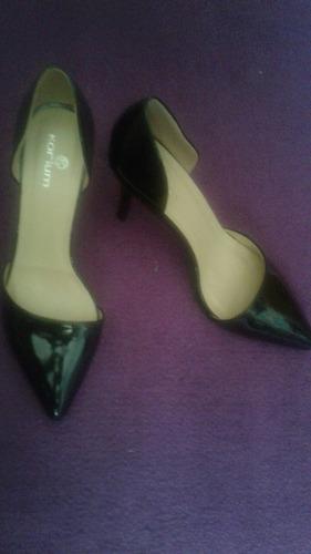 Zapatos De Charol Como Nuevos
