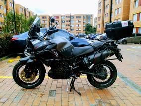Yamaha Super Tenere 1200z Gris 2014