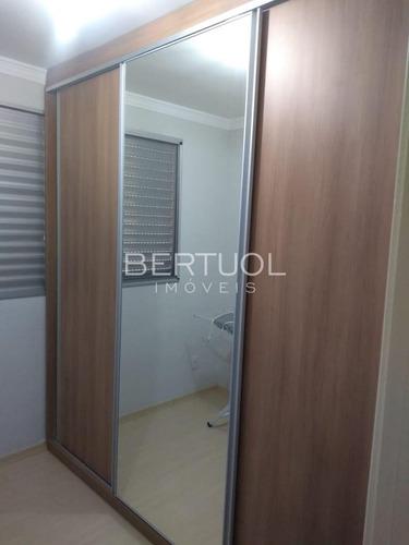 Apartamento À Venda, 3 Quartos, 1 Suíte, 2 Vagas, Condomínio Spazio Confiance - Campinas/sp - 2576