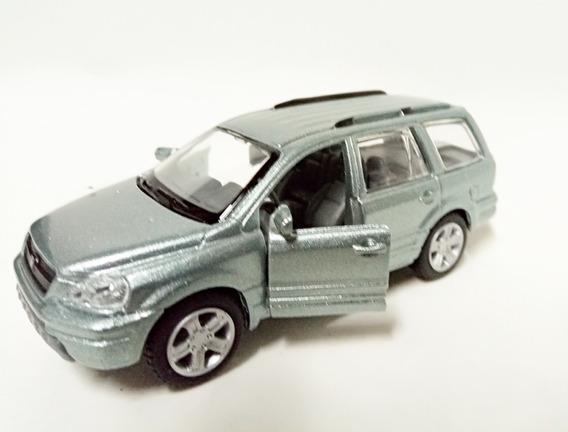 Camioneta Honda Pilot 2003 Esc1:38 Coleccion Metal
