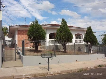 Casa Com 5 Dormitórios À Venda, 317 M² Por R$ 900.000 - Centro - Águas De São Pedro/sp - Ca1500