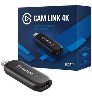 Elgato Cam Link Camlink 4k Dispositivo De Captura Hdmi C/ Nf