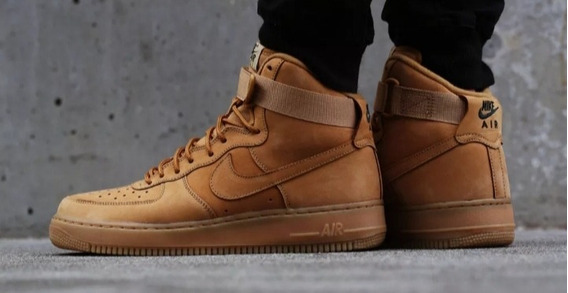 Nike Air Force 1 Mid 07 Flax