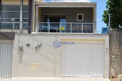 Casa Com 4 Dormitórios À Venda, 176 M² Por R$ 420.000 - Maraponga - Fortaleza/ce - Ca0780