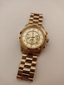 Relógio Michael Kors Mk8077 Gold