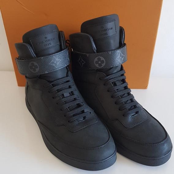 Tênis Boot Louis Vuitton Monogram - Pronta Entrega 41