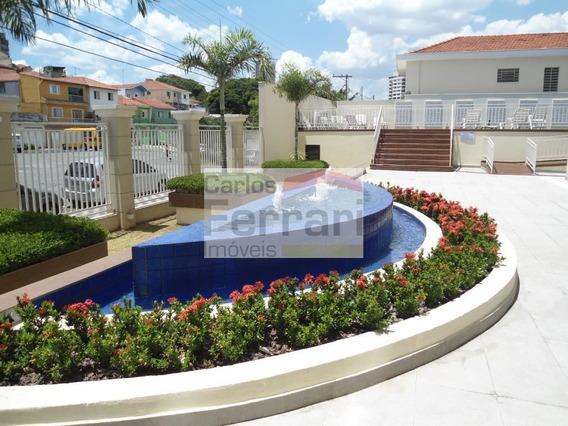Excelente Apartamento; Próximo Ao Metro Jd: São Paulo;empreendimento Novo: - Cf5742