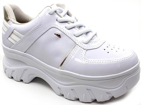 Tênis Dad Sneaker Dakota G2502 Branco