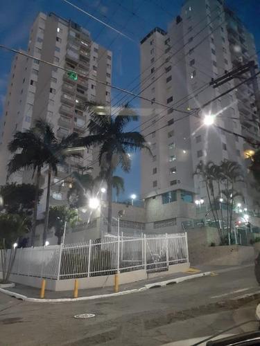 Imagem 1 de 27 de Apartamento Com 2 Dormitórios À Venda, 78 M² Por R$ 550.000,00 - Vila Prudente - São Paulo/sp - Ap5144