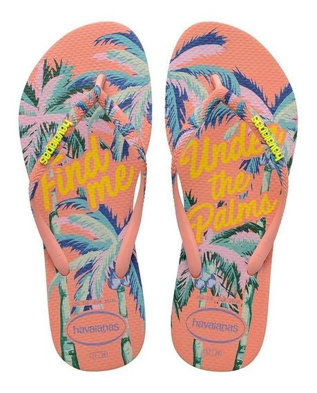 Chinelo Havaiana Slim Summer