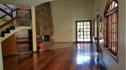 Casa Com 5 Dormitórios À Venda, 360 M² Por R$ 1.400.000,00 - Jardim Das Colinas - São José Dos Campos/sp - Ca2988