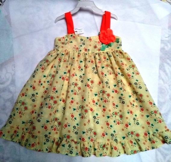 Vestido Niña Talla 1