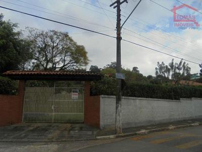Chácara Residencial À Venda, Chácara Jaraguá, São Paulo. - Ch0010