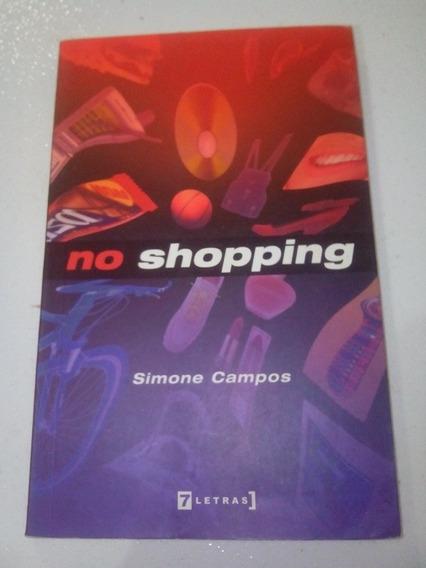Livro No Shopping Simone Campos A5