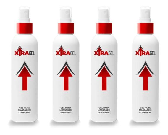 4 Xtragel - Original Pronta Entrega - Frasco De 100ml