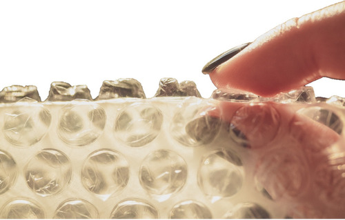 Plástico Burbuja De 50 Centímetros Por 50 Metros