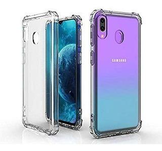 Funda Tpu Bumper Clear Para Samsung A30 2019