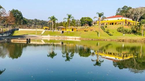Imagem 1 de 17 de Chácara À Venda No Loteamento Estancia Belvedere - Juquitiba/sp - Ch0210