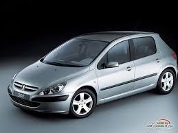 Rejilla Inferior De Paragolpe Peugeot 307,01/06