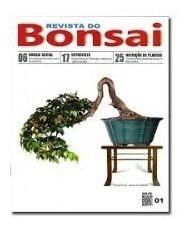 Nova Revista Do Bonsai 1ª, 2ª, 3ª E 4ª Edição Abc Do Bonsai
