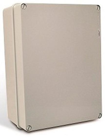 Caixa De Montagem Opaca Pvc 310x230x125mm Ip55 Cinza