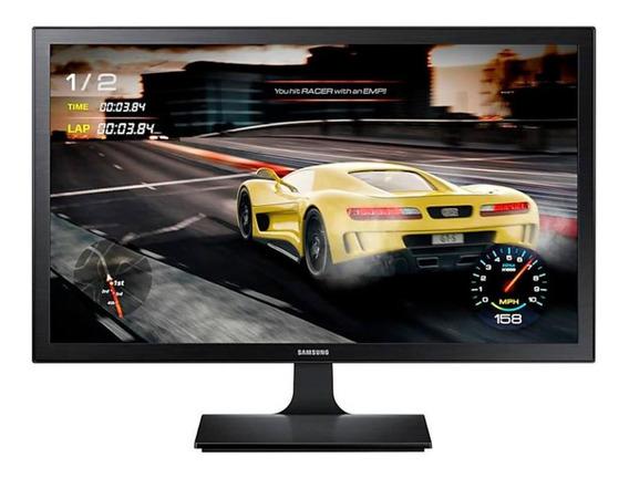 Monitor Gamer Full Hd Led Samsung 27 Polegadas S27e332 Preto