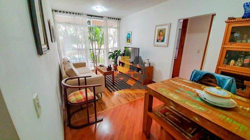 Imagem 1 de 22 de Amplo Apartamento Com 2 Dormitórios À Venda, 60 M² Por R$ 370.000 - Tatuapé - São Paulo/sp - Ap7537