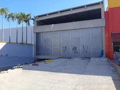 Imagem 1 de 4 de Salão Para Alugar, 1180 M² Por R$ 20.000,00/mês - Jardim Santa Cecília - Sorocaba/sp - Sl0361