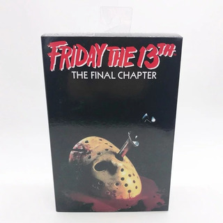 Friday The 13th The Final Chapter Neca