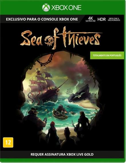 Sea Of Thieves - Código 25 Dígitos (xbox One)