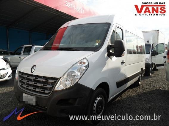 Renault Master L2h2 2.3 2014/2015 Branco