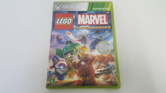 Jogo Lego Marvel Super Heroes - Xbox 360 - Original - Física