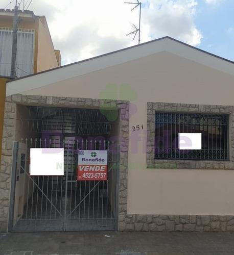 Casa A Venda, Ponte De São João, Jundiaí. - Ca10391 - 69232024