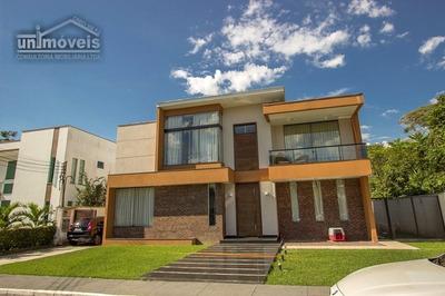 Linda Casa Disponivel Para Venda No Condominio Mediterraneo - Manaus - Ca00054 - 4684145