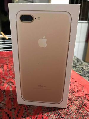 Vendo iPhone 7 Plus Novo Lacrado Celular Muito Bom Original
