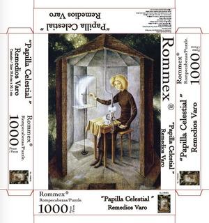 Rompecabezas De 1000 Piezas: Papilla Celestial