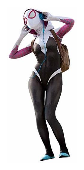 Cosplay Life Gwen Stacy De Aesthetic Costume