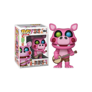 Funko Pop Pig Patch 364 - Five Nights At Freddy