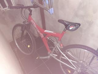 Vendo Urgente Bicicleta Con Suspencion