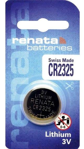 10 Pilhas Baterias 2325, Relógios 3v Renata Cr2325 Original
