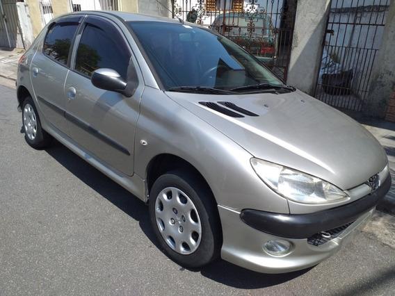Peugeot 206 Presence 1.4 4p Flex 4p 06/07 Completo